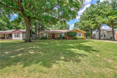 Chickasha Single Family Home For Sale: 1720 W Carolina Avenue