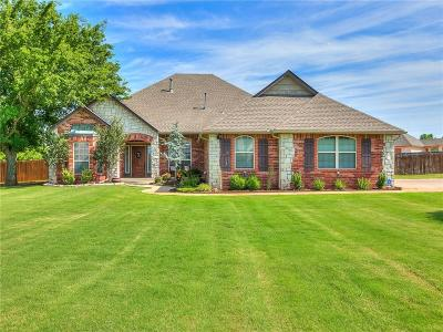 Moore Single Family Home For Sale: 4805 Tenkiller Place