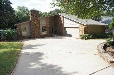 Edmond Single Family Home For Sale: 1505 Nighthawk Drive