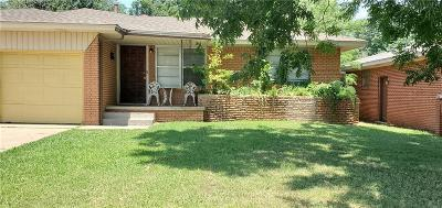 Oklahoma City Single Family Home For Sale: 2513 SW 54th Street