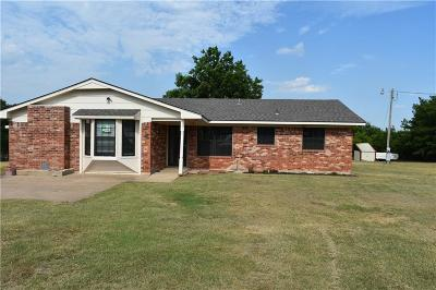 Anadarko Single Family Home For Sale: 34071 County Street 2610 Street