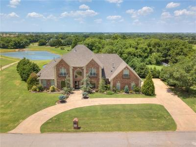 Edmond Single Family Home For Sale: 20677 Deer Hollow Drive