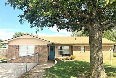Chickasha Single Family Home For Sale: 4007 S 16th Street