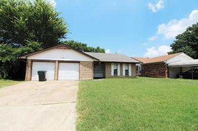Midwest City OK Rental For Rent: $875