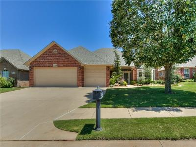 Edmond Single Family Home For Sale: 3124 Songwood Drive