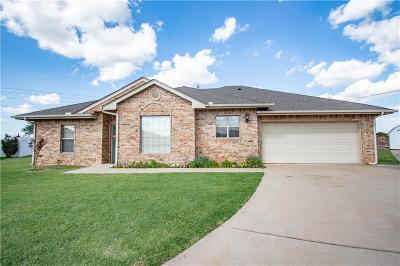 Elk City Single Family Home For Sale: 112 Timberridge Drive
