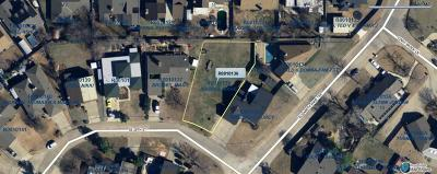 Moore Residential Lots & Land For Sale: 229 SE 28th Moore, Ok Street