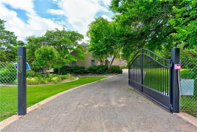 Oklahoma City OK Single Family Home For Sale: $825,000