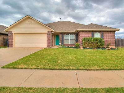 Oklahoma City Single Family Home For Sale: 12328 Hickory Creek Boulevard