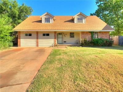 Oklahoma City Single Family Home For Sale: 2705 SE 45th Street