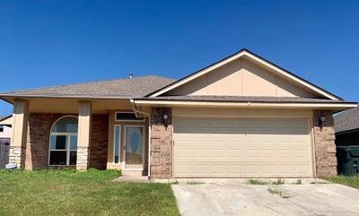 Midwest City Single Family Home For Sale: 2335 Shell Drive