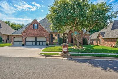 Edmond Single Family Home For Sale: 4400 Man O War Drive