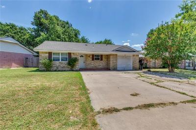 Norman Single Family Home For Sale: 411 Sunrise Street