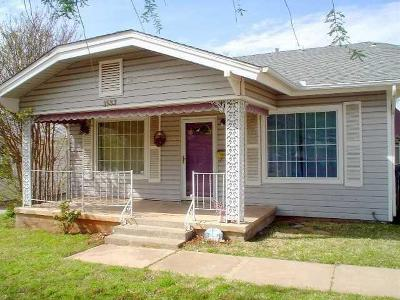 Oklahoma City Single Family Home For Sale: 1537 NW 42nd Street