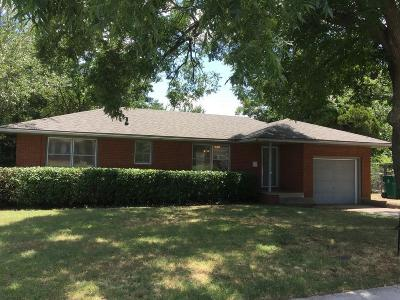 Oklahoma City Single Family Home For Sale: 3918 NW 32nd Street