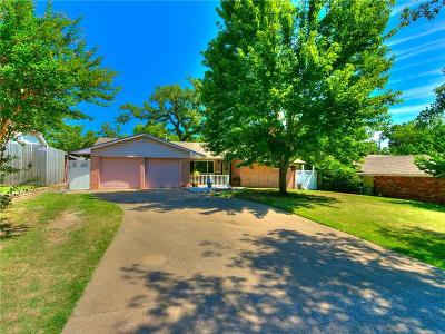 Warr Acres Single Family Home For Sale: 5603 NW 37th Street