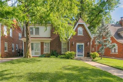 Oklahoma City Single Family Home For Sale: 1932 NW 18th Street