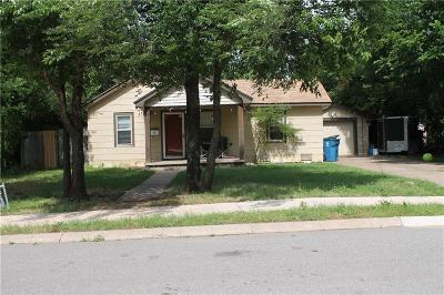 Edmond Single Family Home For Sale: 11 N Howard Street