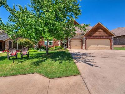 Oklahoma City Single Family Home For Sale: 11709 Katie Cove Lane