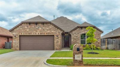 Edmond Single Family Home For Sale: 15932 Sky Run Drive
