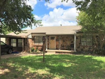 Del City Single Family Home For Sale: 4505 SE 21st Street