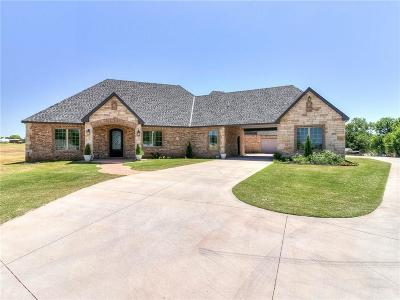 Tuttle Single Family Home For Sale: 1013 County Street 2945