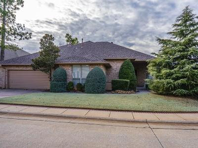 Edmond Single Family Home For Sale: 6021 Chestnut Court