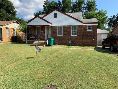 Oklahoma City Single Family Home For Sale: 2044 NE 18th Street