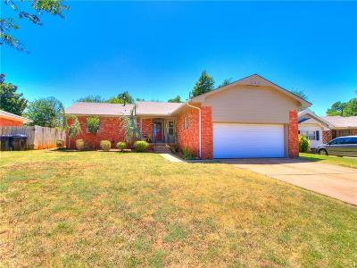 Oklahoma City Single Family Home For Sale: 4112 NW 62nd Terrace