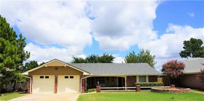 Oklahoma City Single Family Home For Sale: 4637 NW 60th Street