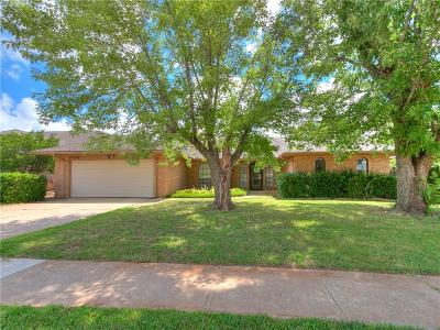 Oklahoma City Single Family Home For Sale: 10020 Brookmill Court