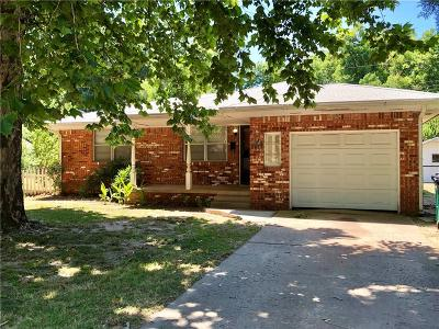 Oklahoma City Single Family Home For Sale: 4917 Colfax Place