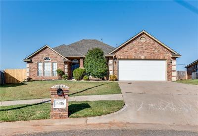 Edmond Single Family Home For Sale: 16816 Valderama Way