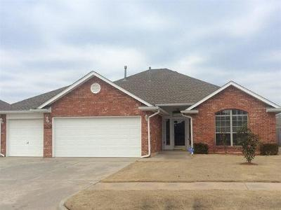 Oklahoma City Single Family Home For Sale: 2809 SE 96th Street
