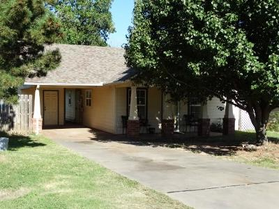 Oklahoma City Single Family Home For Sale: 2644 S Land Avenue