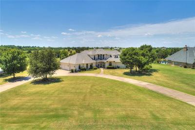 Norman, Moore, Oklahoma City, Edmond Single Family Home For Sale: 19615 Sportsman Road