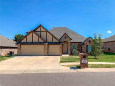 Edmond Single Family Home For Sale: 532 Cristo Pass