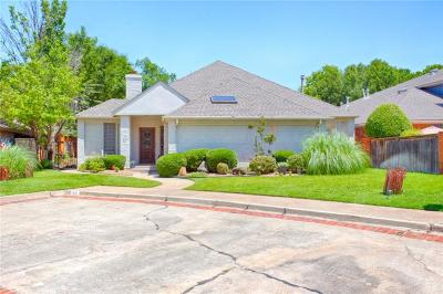 Oklahoma City Single Family Home For Sale: 3101 Castlerock Road #62