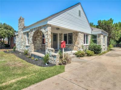 Oklahoma City Single Family Home For Sale: 2521 NW 31st Street