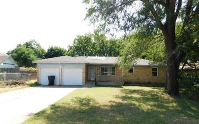 Oklahoma City Single Family Home For Sale: 6508 S Stiles Avenue