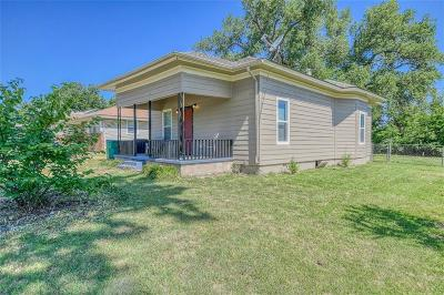 Oklahoma City Single Family Home For Sale: 3533 NW 52nd Street
