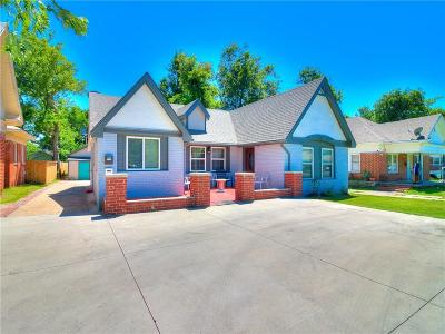 Oklahoma City Single Family Home For Sale: 2340 NW 16th Street