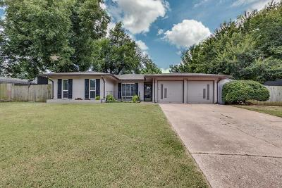 Bethany Single Family Home For Sale: 8220 NW 25th Street