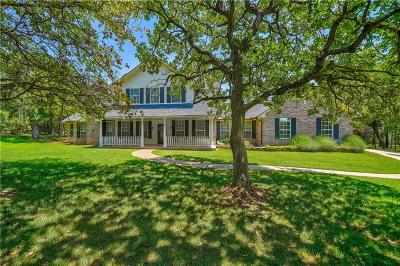 Oklahoma City Single Family Home For Sale: 11020 Goldleaf Lane