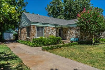 Oklahoma City Single Family Home For Sale: 2515 NW 30th Street