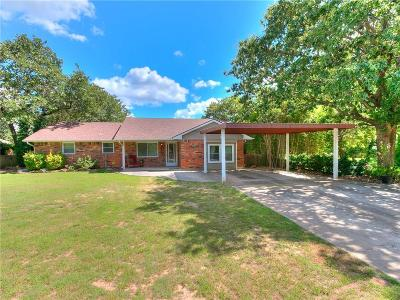 Choctaw Single Family Home For Sale: 16594 SE 18th Street