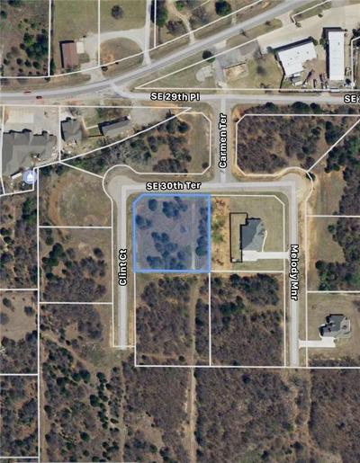 Oklahoma City Residential Lots & Land For Sale: 3100 Clint Court