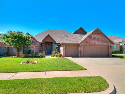 Edmond Single Family Home For Sale: 1416 NW 172nd Street