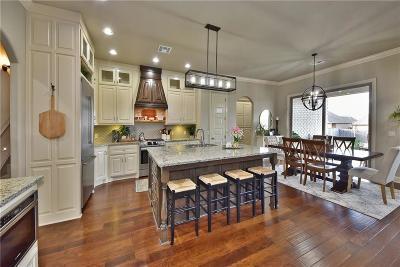 Norman, Moore, Oklahoma City, Edmond Single Family Home For Sale: 525 E Newport Bridge Drive