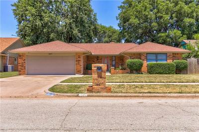 Oklahoma City Single Family Home For Sale: 2921 SW 128th Street